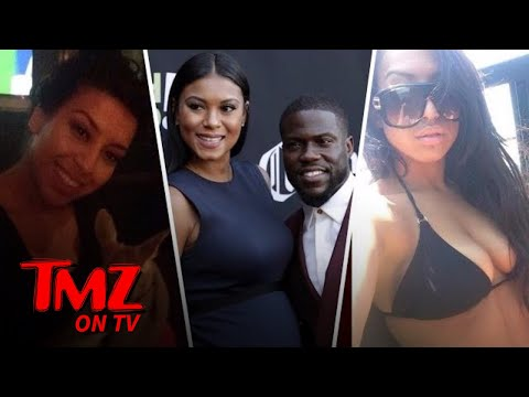 The Girl in Kevin Hart's Video is a Traveling Stripper   TMZ TV