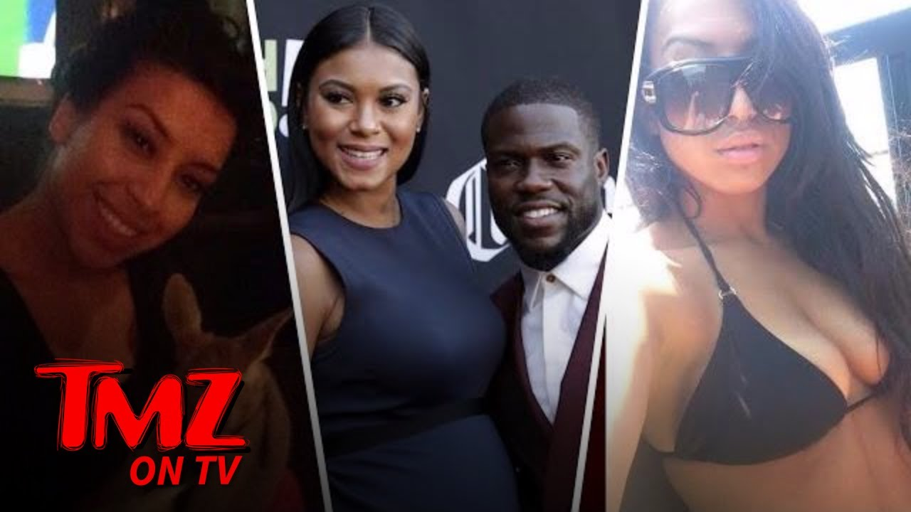 The Girl in Kevin Hart's Video is a Traveling Stripper | TMZ TV
