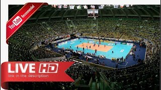 Japan V Australia Live Volleyball- 2019