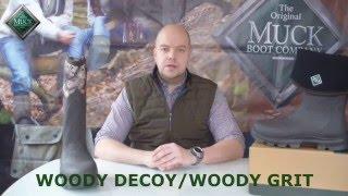 Видеообзор MuckBoot Woody Decoy