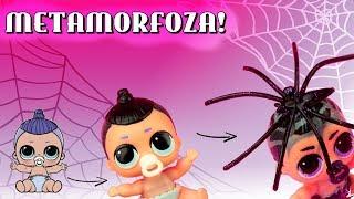Metamorfoza LOL Surprise Lils ️ Pająk ️ Toys Land