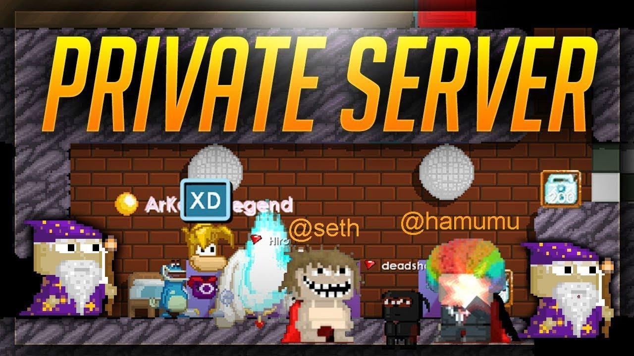 36+ Host growtopia private server ideas