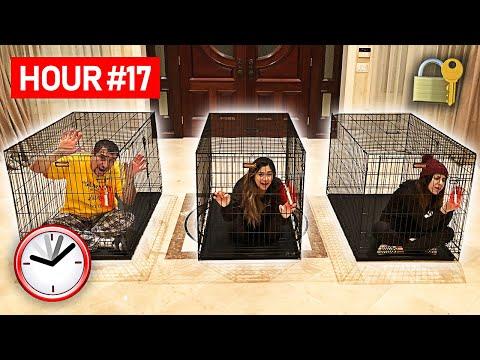 Escape the Cage, Win $10,000 - Challenge