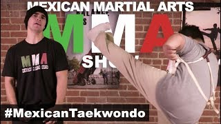 Mexican Taekwondo Is Illegal In Korea!