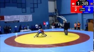61 Рустам Ампар - Рухлан Мамедов