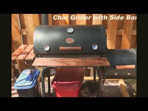 Char Griller Modifications