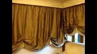 автоматические романские шторы(автоматические романские шторы теперь и в Бишкеке., 2014-01-27T10:12:17.000Z)
