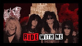 Mötley Crüe - Ride With The Devil (Official Lyric Video) YouTube Videos