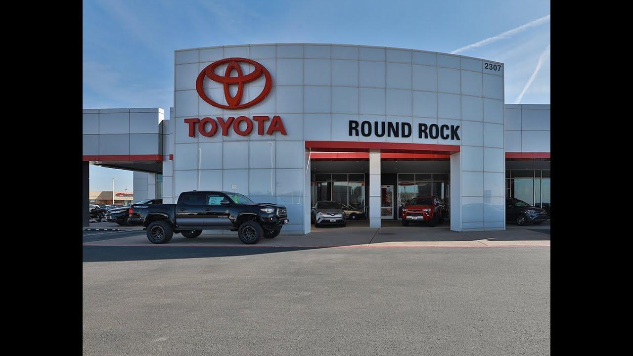 Toyota Dealerships Dfw >> Round Rock Toyota Serving Cedar Park New Toyota Dealership