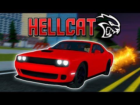 THE *NEW* HELLCAT IS INSANE! (MASSIVE Vehicle Simulator UPDATE!)