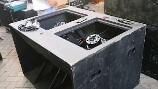 Pasang Speaker Di Box Turbo Custom Brewog Audio