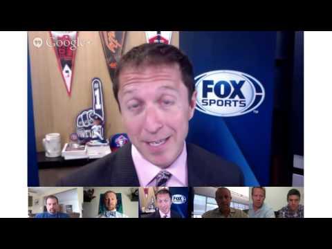 Ken Rosenthal - FOXSports.com Hangout - 5/23/13