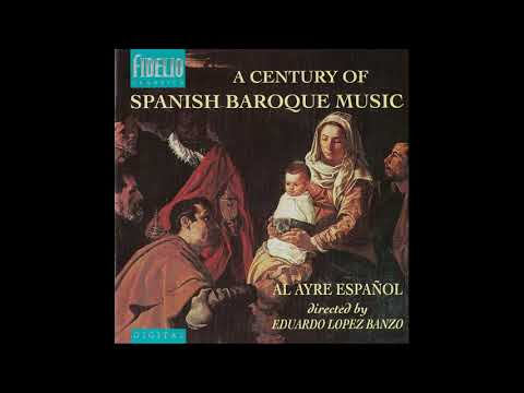 Al Ayre Español — A Century Of Spanish Baroque Music (1993)