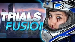 Trials Fusion - THE COOLEST BIKER TRICKS EVER!