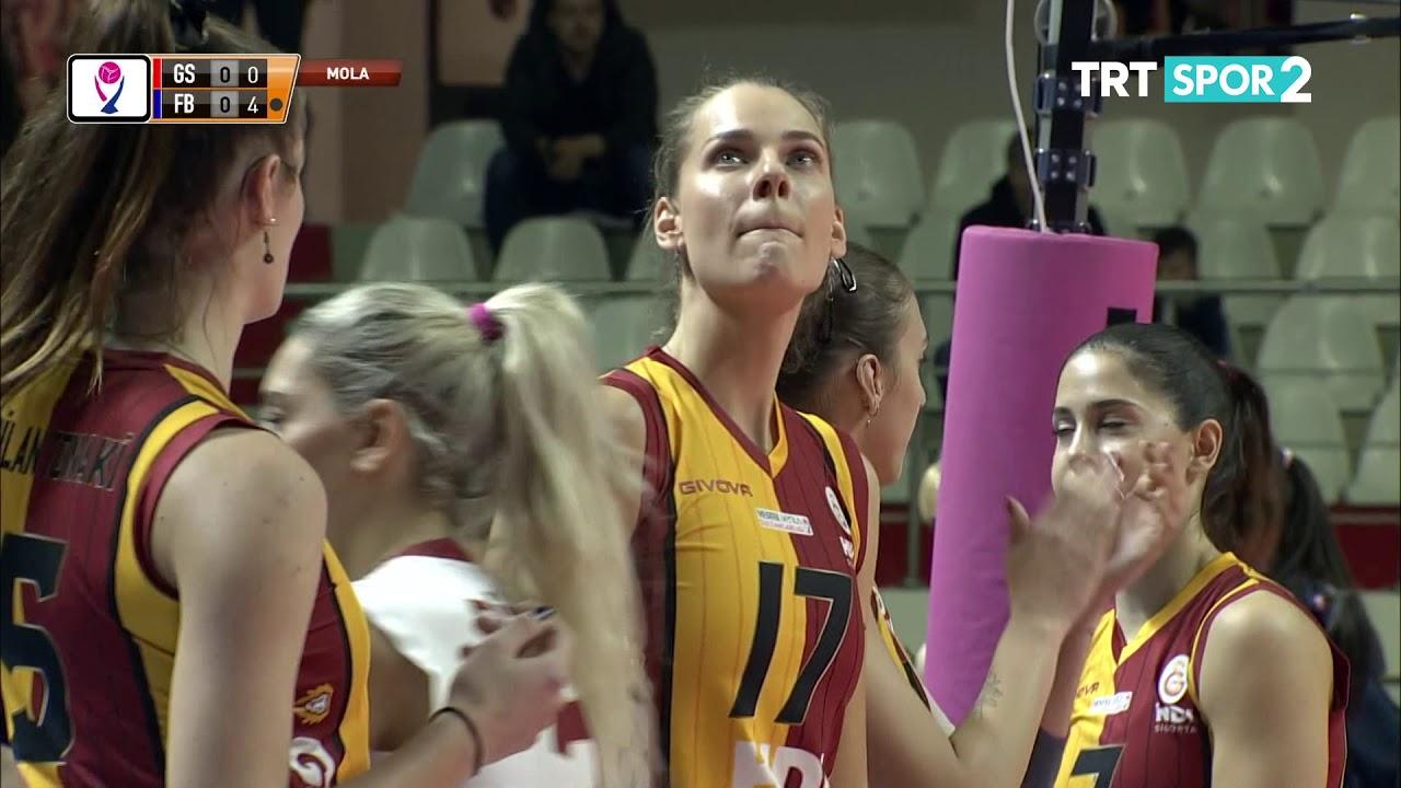 2019 - 2020 VVSL 4.Hafta G.Saray HDI Sigorta - F.Bahçe OPET