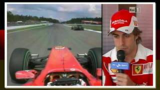 Baixar Germania 2010 - Giro di pista con Alonso