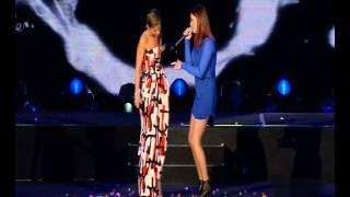 Alessandra Amoroso Feat  Annalisa Niente Arena di Verona live 2014