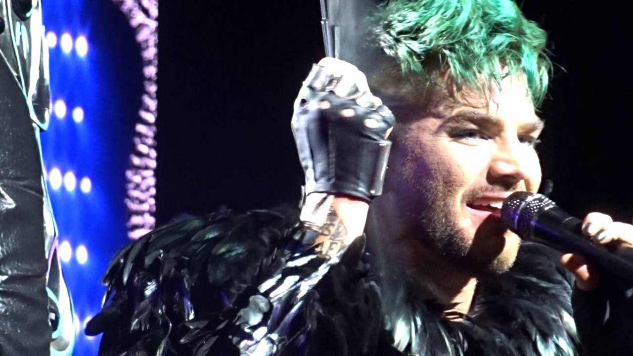 youtube adam lambert