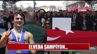 Naim Süleymanoğlunu uğurladık...