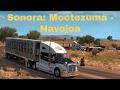 ATS Mods - Mapa de Mexico - Moctezuma - Navojoa - TresGuerras Kenworth T680 - American Truck