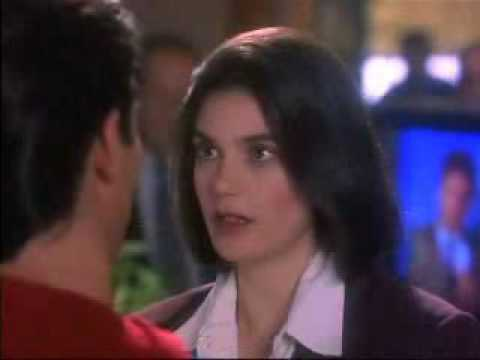 Lois & Clark: The Newsroom Scene