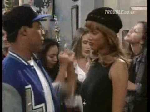 The Fresh Prince of Bel-Air - Will and Jackie argue from YouTube · Duration:  46 seconds