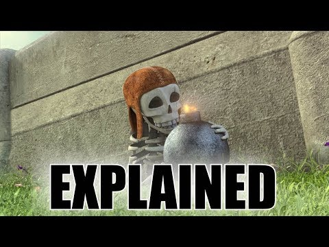 Advanced Wall Breaker Pathing Guide | Clash Of Clans