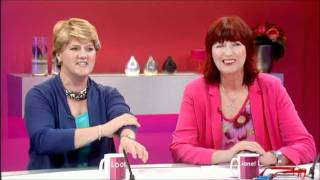 Loose Women: Clare Balding