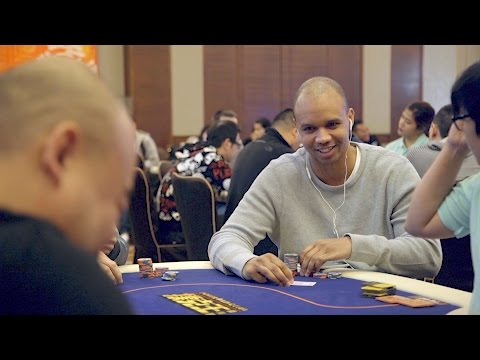 Paul Phua Poker School: Phil Ivey in conversation with Paul Phua part 2