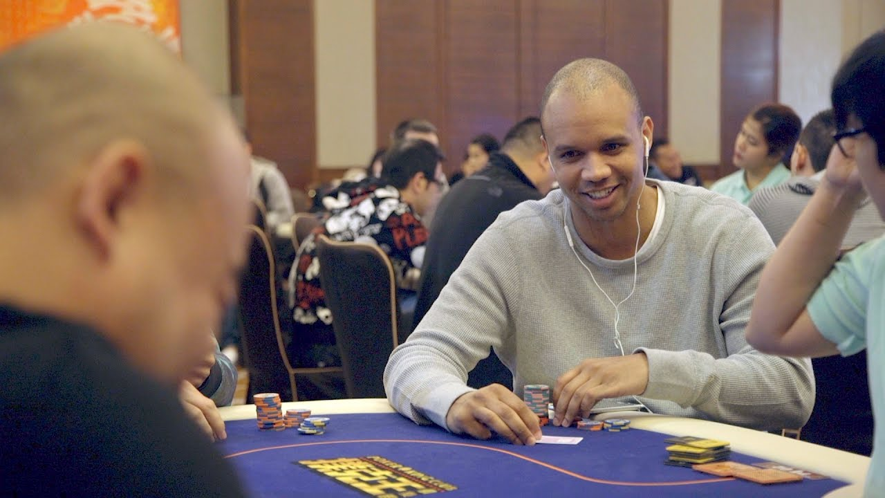 Phil ivey poker style lucky slots games online