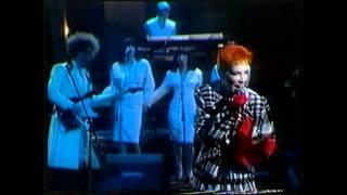 Eurythmics: The First Cut 1984-09-16   (Live)