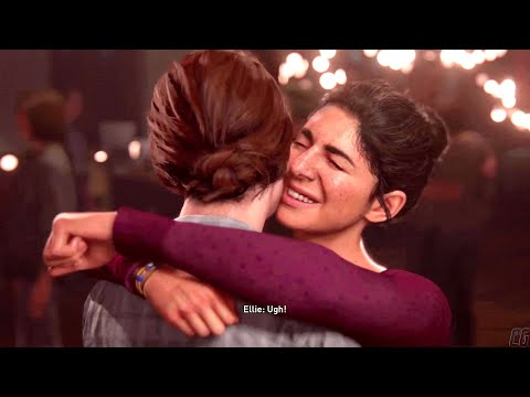 The Last of Us 2 - All LGBT, SJW, Lesbian, Transgender related Scenes
