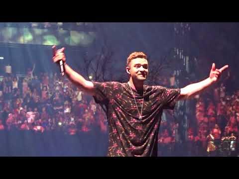 Justin Timberlake - Mirrors - Man of the Woods Tour (Paris)