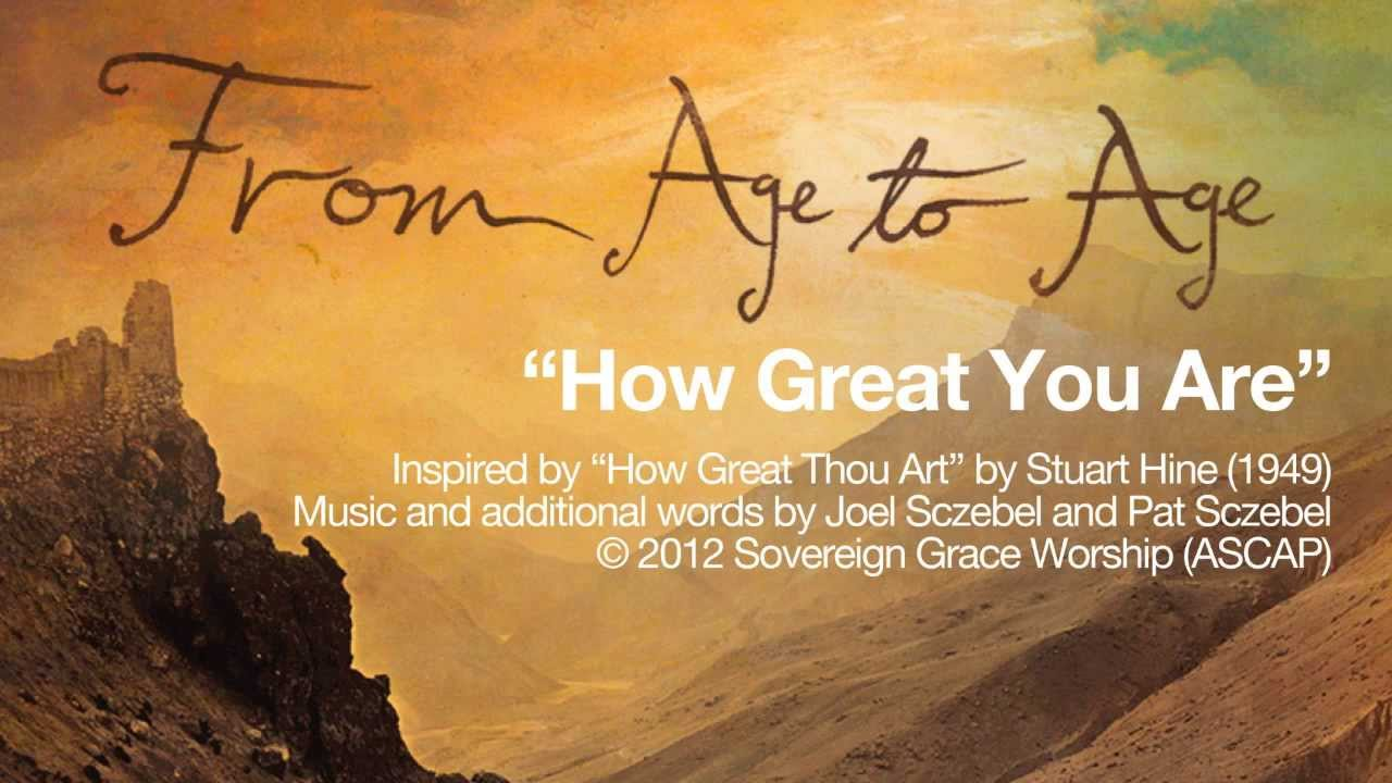 How Great You Are [Official Lyric Video]