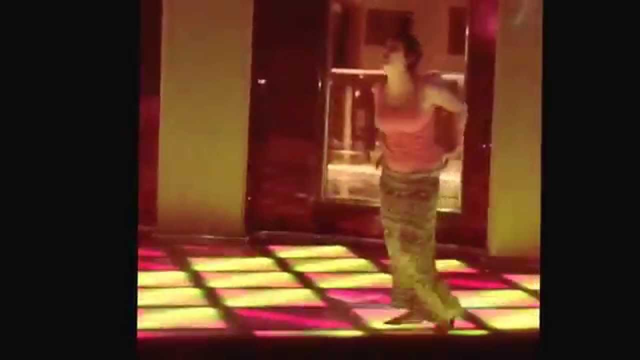 Drunk Old Lady Falls While On The Dance Floor Youtube