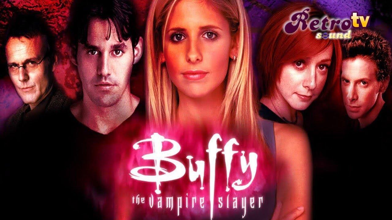 Intro Buffy La Caza Vampiros (Buffy The Vampire Slayer 1997 - 2003)Widescreen