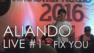 ALIANDO - FIX YOU (COLDPLAY COVER)