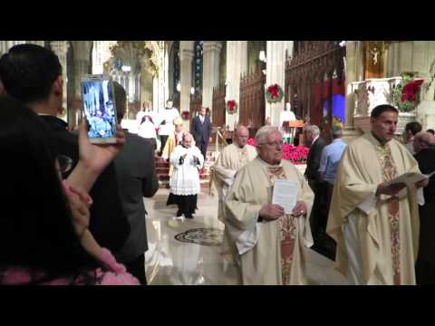 St. Patrick's Cathedral New York -