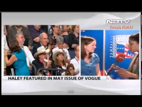 Karin Agness on New Delhi Television NDTV (08.29.2012)