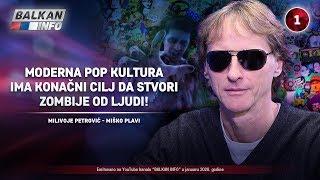 INTERVJU: Miško Plavi - Moderna pop kultura ima cilj da stvori zombije od ljudi! (23.1.2020)
