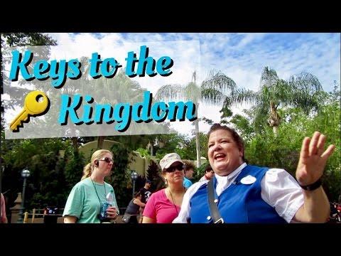 KEYS TO THE KINGDOM TOUR - Part 1 | Magic Kingdom | Walt Disney World Backstage Tour!