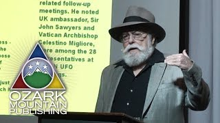 Jim Marrs: Remote Viewing Aliens