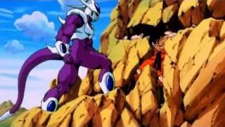 Cooler Final Form Vs. Goku!