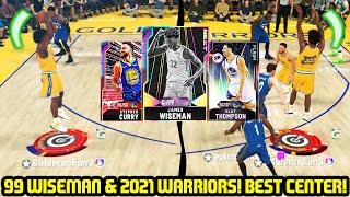 GALAXY OPAL JAMES WISEMAN & 2021 WARRIORS! FUTURE CHAMPS? BEST CENTER IN NBA 2K20 MYTEAM UNLIMITED!