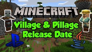 Minecraft 1.14 Release Date Analysis: PS4, PE & Java