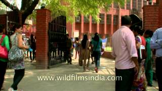 girls of gargi college delhi