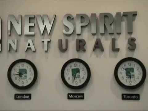 New Spirit Company Overview Short-презентация производителя (перевод - в титрах).