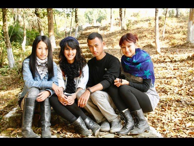 Tetseo Sisters Vlog Village in Nagaland