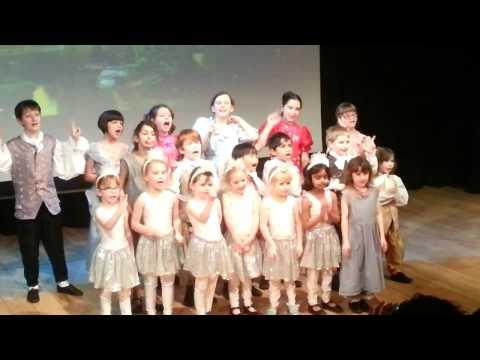 Emma Walters Smith in 'Cinderella'   7 Arts Theatre  23 December 2016