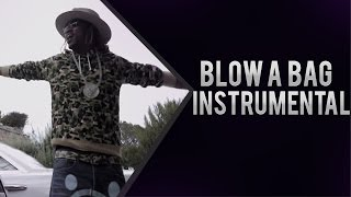 Future - Blow a Bag Instrumental [HD/HQ]